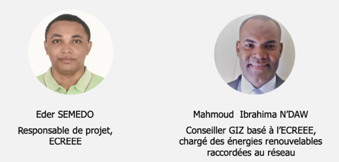 Projets d'énergies renouvelables raccordés au réseau : expériences en Afrique de l'Ouest