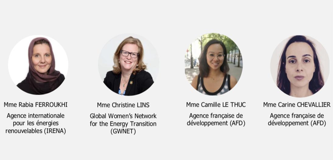 Les femmes au cœur de la transition énergétique